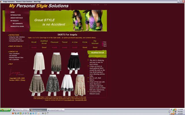 Fashion Styling Online Profile 7