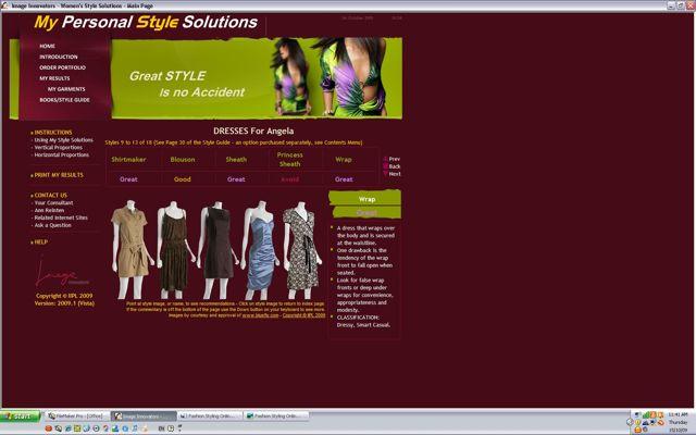 Fashion Styling Online Profile 10