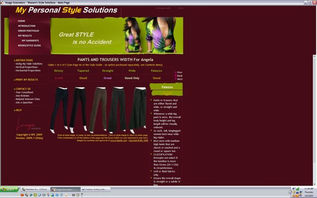 Fashion Styling Online Profile 14
