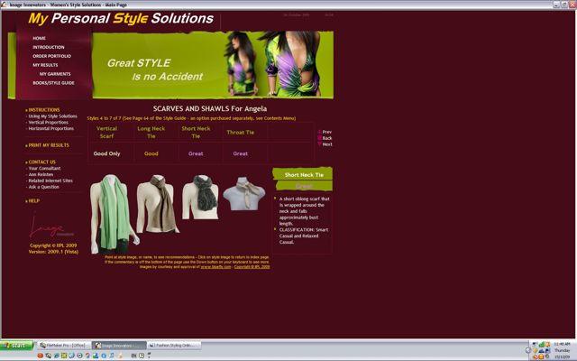 Fashion Styling Online Profile 17