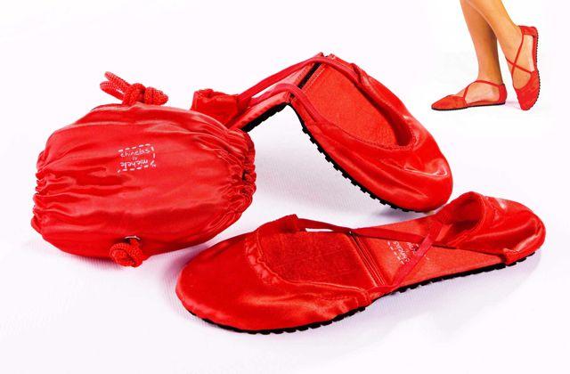 Red-shoe-set