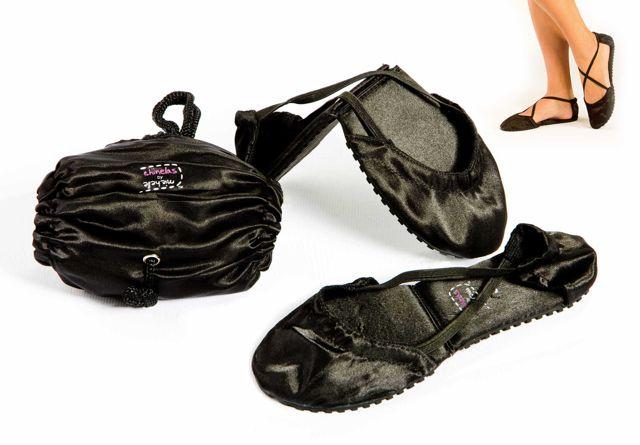 Black-shoe-set