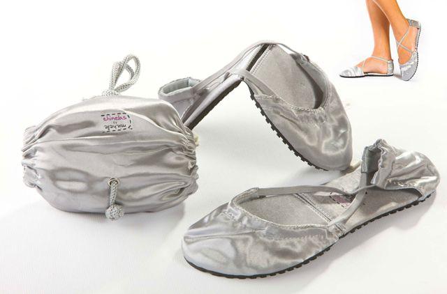 Silver-shoe2set