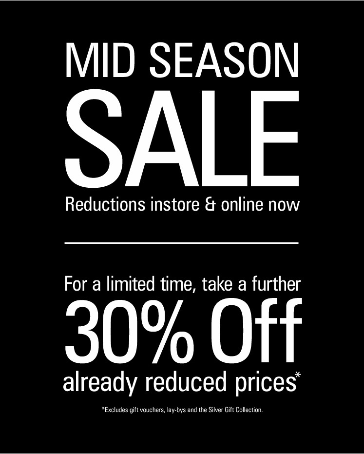 Witchery Mid Season Sale