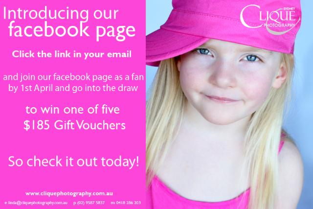 Facebook special offer